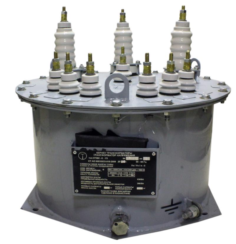 Трансформатор напряжения масляный 6 кВ. НТМИ.png